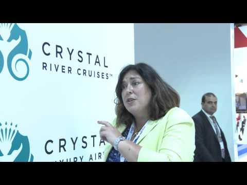 ATM 2016: Helen Beck, vice president, international sales and marketing, Crystal Cruises