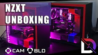 NZXT Unboxing - Showing off my streaming PC! - August 2018 | DrLupo