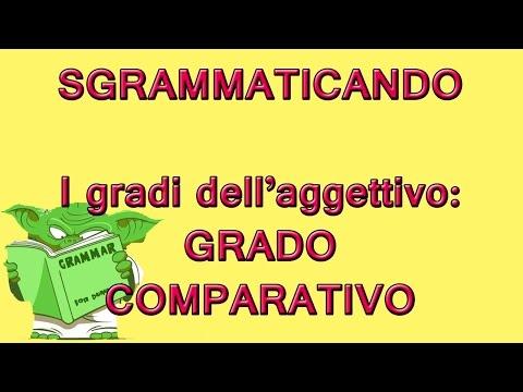 Comparativo italiano
