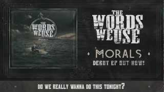 The Words We Use - Building Coral Castle (ft. Kellin Quinn) [Official Lyric Video]