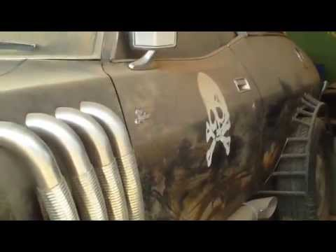 FORD LANDAU WRAITH the enemy  MAD MAX cars
