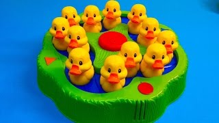 Funny Duck Playset Game