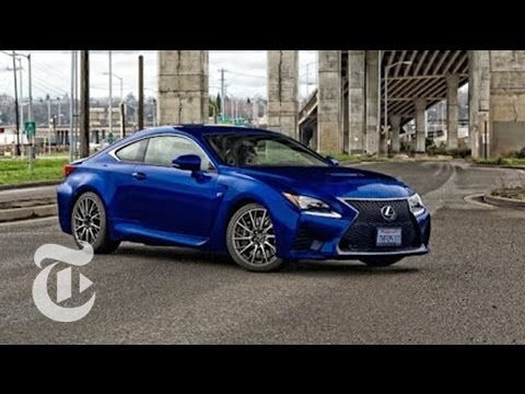 2016 Lexus RC F   Driven: Car Reviews   The New York Times