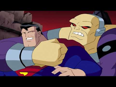 Superman vs. Mongul!
