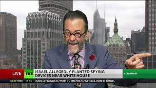 Israel spying on Trump?