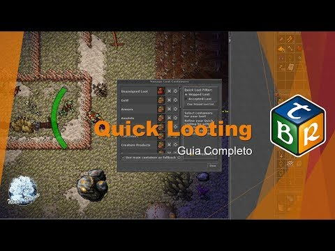 Tutorial | Quick Looting (completo)