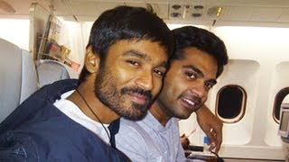 Simbhu-Dhanush became Friends again