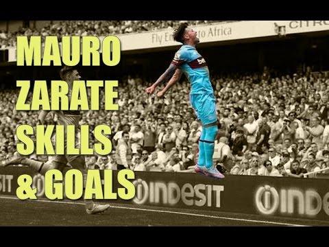 Mauro Zarate | Skills & Goals | 2015 - Welcome Fiorentina ?