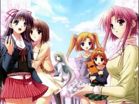 Friends Forever Animated Anime Girls Friends Forever