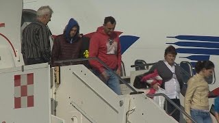 One way ticket: Germany repatriates Balkans migrants - reporter