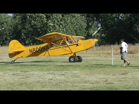 Big RC Airplane at SCCMAS