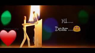 Kanave Kanave | Miracle lines | Anirudh | WhatsApp status video