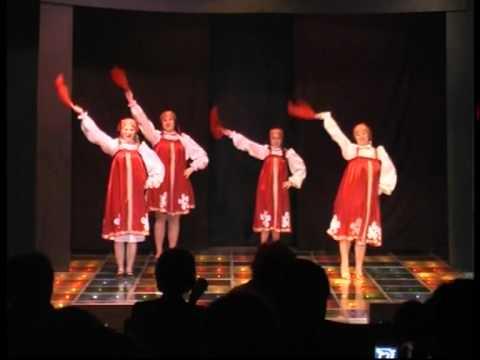 Русский танец Калинка - малинка
