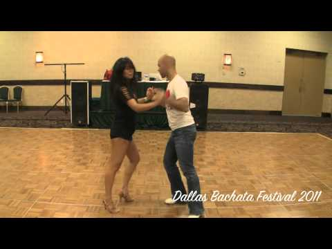 Learn Bachata: Paso Fino Bachata Workshop at 2011 Dallas Bac