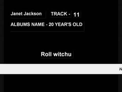 Janet Jackson - Do It 2 Me