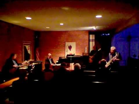 JAZZ VESPERS with Tony Thomas and Friends #2