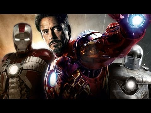 Iron Man in Five Minutes