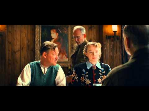 THE MONUMENTS MEN -  GERMAN COTTAGE  CLIP