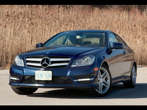 2012 Mercedes C250 Coupe Review