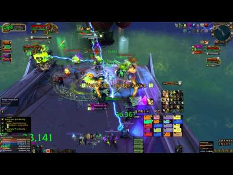 Brothers in arms vs Krosus mythic first kill
