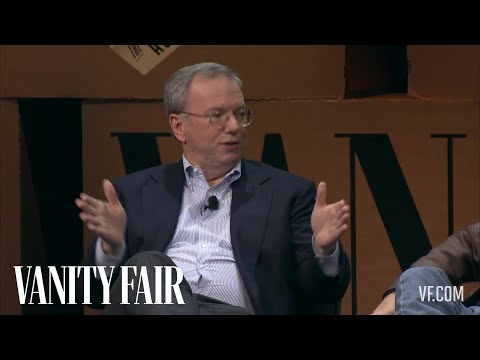 Eric Schmidt, Rand Paul, John Doerr, and Bob Woodward on Technology and Politics