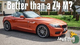 The BMW Z4 SDrive 35iS - Better Than The Old Z4 M?