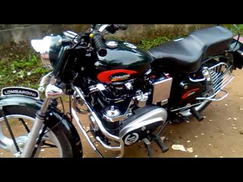 Royal Enfield Diesel Bullet (lambordini Diesel) Ambalapuzha Fore Sale Contact.mujeeb.9895913837 video