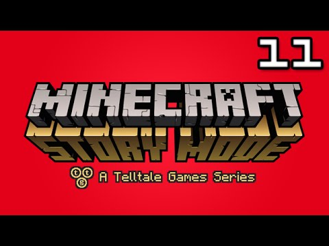 Minecraft Story Mode Let's Play: Episode 4 Part 1 - BAD TO WORSE