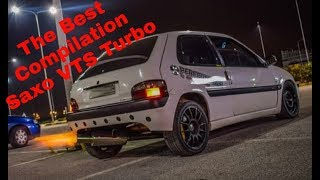 ULTIMATE Saxo VTS Turbo 😈 🔥 | THE BEST Compilation Part.1