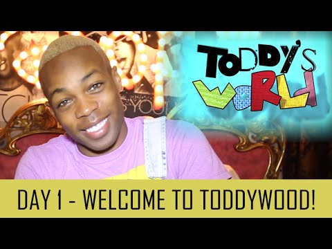 Welcome to TODDYWOOD - Day One!