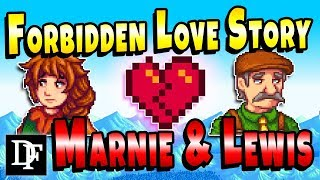 Maximum Exposure! Lewis And Marnie - Stardew Valley
