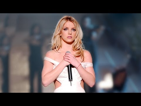 Britney Spears - Everytime (Live on ABC Special In The Zone)