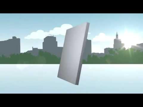 Nano Titanium Dioxide (TiO2) - Renobond with EcoClean [vietsub]