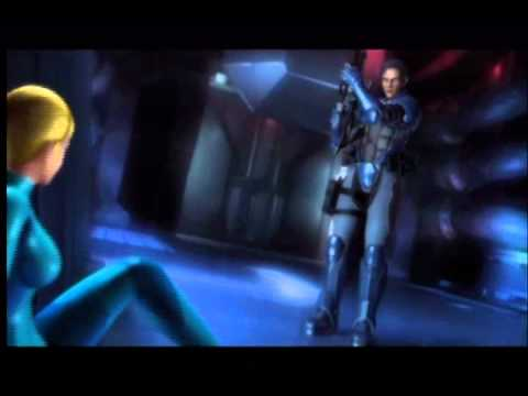 Every shot of Zero Suit Samus in Metroid: Other M