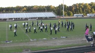 Mount Salem Video - Mt. Tabor High School Marching Spartans at the Band Jamboree