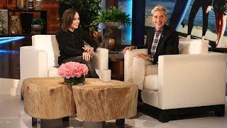 Ellen Page Is in Love