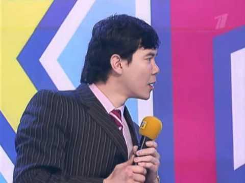 КВН Высшая лига (2006) 1/8 - Астана.kz - Приветствие
