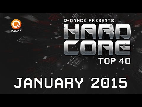 January 2015 | Q-dance Presents Hardcore Top 40