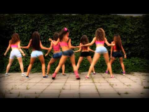 Pop Up Dance Team - TURN ME ON - reggaeton fusion choreo by Jane Kornienko