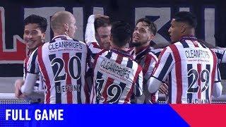 Full Game • Willem II - PSV • 5-0 (10-03-2018)