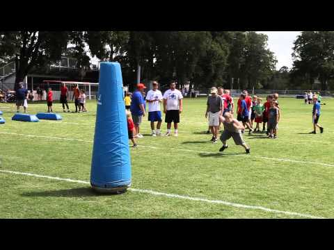 Corky Rogers Football Camp The Bolles School Andrew - 07/18/2013