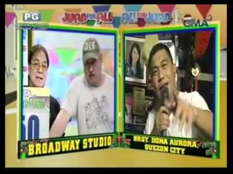 Jose Manalo Impersonating Willie Revillame - Eat Bulaga video