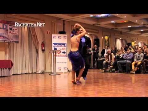 2 World Bachata Masters Daniel & Desiree Improvisación Bachatea 2012 Campeones