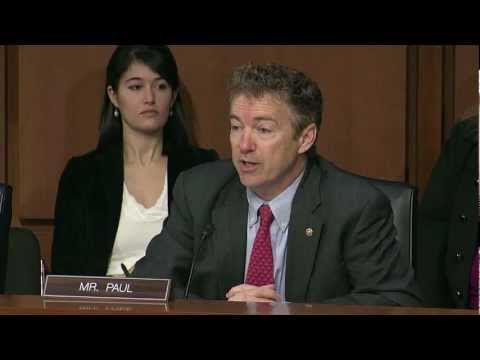 Watch the Full Clinton-Paul Exchange from the Benghazi Hearing