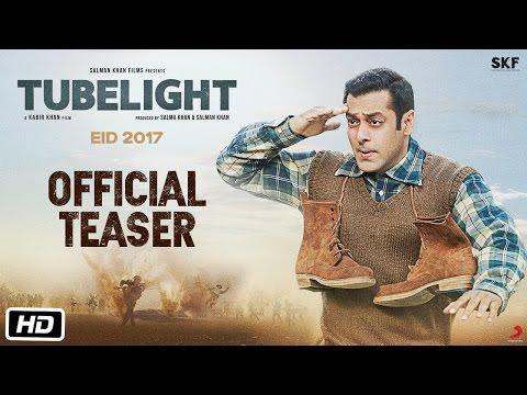 Tubelight   Official Teaser   Salman Khan   Kabir Khan