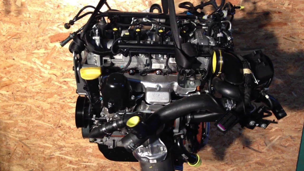 Austauschmotor    Motor Fiat 500 1 3 Jtd Diesel 169a1000