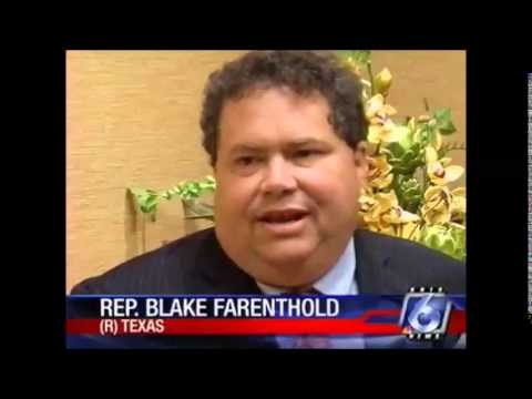 Rep. Farenthold Questions