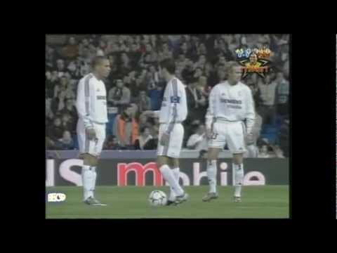 Real Madrid Vs Athletic Bilbao La Liga 03/04 Part 1/7