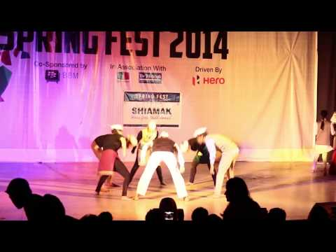 The Winning Act - Delhi Elections 2013 (by Dance Club, NIT, Durgapur)