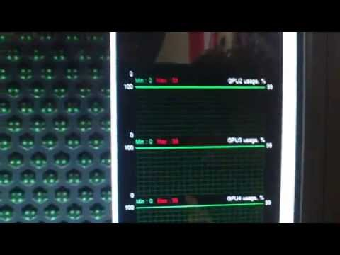 Bitcoin mining rigworkstation 2.1gh/s
